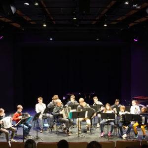 Concert des élèves sud