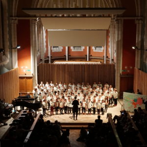 Concert de l'école Cavaillès