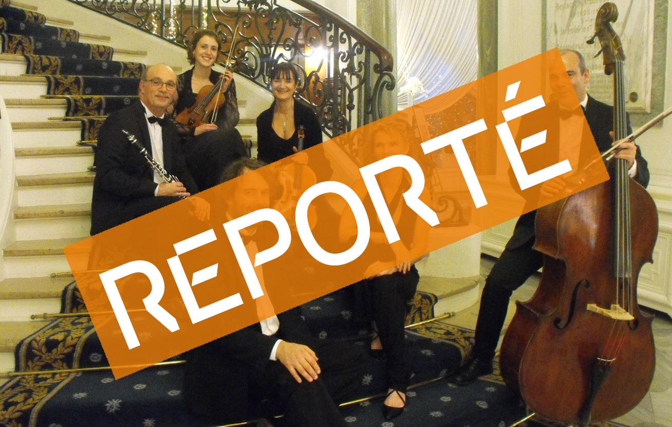 """Report du concert """" La musique fait son cinéma"""""""